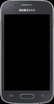 Samsung Galaxy Ace 3 - Premiers pas - Découvrir les touches principales - Étape 2