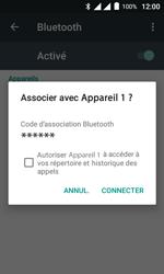 Alcatel Pixi 4 (4) - WiFi et Bluetooth - Jumeler votre téléphone avec un accessoire bluetooth - Étape 7