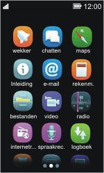 Nokia Asha 311 - E-mail - e-mail instellen: IMAP (aanbevolen) - Stap 3