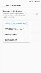 Samsung G930 Galaxy S7 - Android Nougat - Réseau - Changer mode réseau - Étape 7