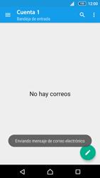 Sony Xperia Z5 Compact - E-mail - Escribir y enviar un correo electrónico - Paso 14