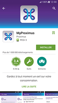 Samsung Galaxy J7 (2016) (J710) - Applications - MyProximus - Étape 9