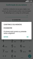 NOS Neva 80 - Aplicações - Como configurar o WhatsApp -  7
