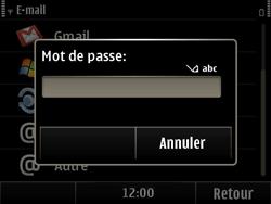 Nokia E6-00 - E-mail - Configuration manuelle - Étape 8