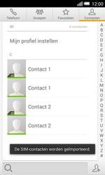 Alcatel One Touch POP S3 4G (OT-5050X) - Contacten en data - Contacten kopiëren van SIM naar toestel - Stap 11
