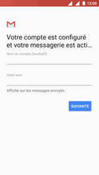 Nokia 3 - E-mail - 032c. Email wizard - Outlook - Étape 11