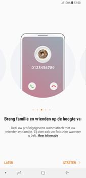 Samsung Galaxy S8+ - Android Oreo (SM-G955F) - Contacten en data - Contacten kopiëren van SIM naar toestel - Stap 4