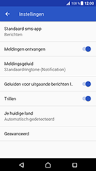 Sony Xperia XZ Premium - MMS - probleem met ontvangen - Stap 10