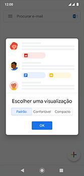 Motorola Moto G7 - Email - Como configurar seu celular para receber e enviar e-mails - Etapa 14