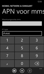 Nokia Lumia 635 - MMS - Handmatig instellen - Stap 11