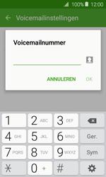 Samsung J120 Galaxy J1 (2016) - Voicemail - Handmatig instellen - Stap 8