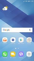Samsung Galaxy A3 (2017) - MMS - Como configurar MMS -  1