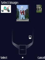 Nokia N86 - MMS - Sending pictures - Step 12
