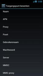 Huawei Ascend P1 LTE - Internet - Handmatig instellen - Stap 8