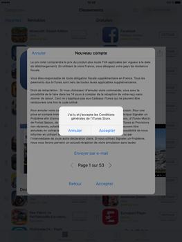 Apple iPad Pro (9.7) - Applications - Télécharger des applications - Étape 10
