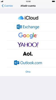 Apple iPhone 7 Plus iOS 11 - E-mail - Configurar Outlook.com - Paso 5