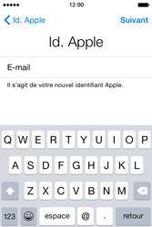 Apple iPhone 4S (iOS 8) - Premiers pas - Créer un compte - Étape 19