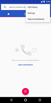 Nokia 7 Plus - Voicemail - Manual configuration - Step 5