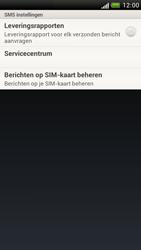 HTC Z520e One S - SMS - handmatig instellen - Stap 5