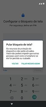 Motorola One Vision - Primeiros passos - Como ativar seu aparelho - Etapa 16