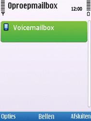 Nokia C5-00 - Voicemail - Handmatig instellen - Stap 6