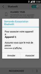 Huawei Ascend Y530 - WiFi et Bluetooth - Jumeler votre téléphone avec un accessoire bluetooth - Étape 6