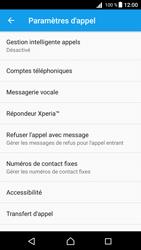 Sony E5823 Xperia Z5 Compact - Android Nougat - Messagerie vocale - Configuration manuelle - Étape 7