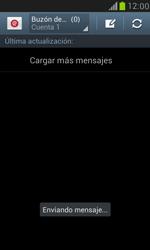 Samsung Galaxy S3 Mini - E-mail - Escribir y enviar un correo electrónico - Paso 16