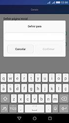 Huawei Y6 - Internet no telemóvel - Como configurar ligação à internet -  23