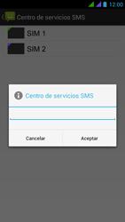 BQ Aquaris 5 HD - Mensajería - Configurar el equipo para mensajes de texto - Paso 9
