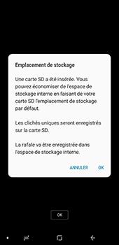 Samsung Galaxy A7 2018 - Photos, vidéos, musique - Créer une vidéo - Étape 4