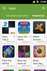 Huawei U8667 - Aplicativos - Como baixar aplicativos - Etapa 12