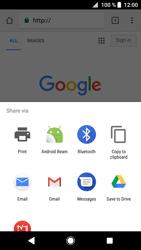 Sony Xperia XZ1 - Internet - Internet browsing - Step 21