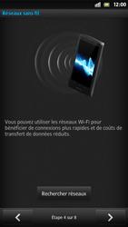 Sony Xpéria S - Premiers pas - Créer un compte - Étape 7
