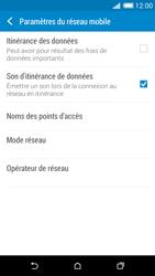 HTC Desire 816 - Réseau - utilisation à l'étranger - Étape 8