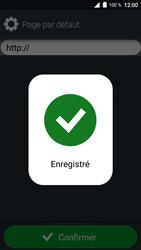 Doro 8035 - Internet - Configuration manuelle - Étape 29