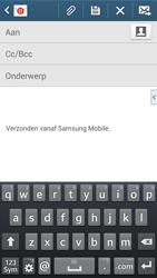 Samsung Galaxy Core LTE - E-mail - Hoe te versturen - Stap 5