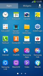 Samsung I9195 Galaxy S IV Mini LTE - MMS - Afbeeldingen verzenden - Stap 2