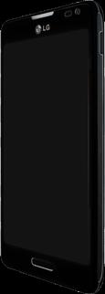 LG Optimus F6 - Premiers pas - Découvrir les touches principales - Étape 9