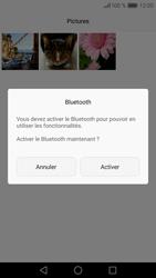 Huawei P9 - Photos, vidéos, musique - Envoyer une photo via Bluetooth - Étape 9