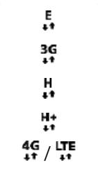 Samsung Galaxy J2 Prime - Funções básicas - Explicação dos ícones - Etapa 8