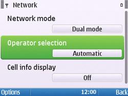 Nokia E5-00 - Network - Usage across the border - Step 7