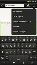 HTC One S - Contact, Appels, SMS/MMS - Envoyer un MMS - Étape 9