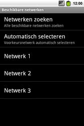Alcatel OT-991 Smart - Buitenland - Bellen, sms en internet - Stap 9
