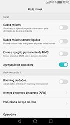 Huawei Honor 8 - Internet no telemóvel - Como ativar os dados móveis -  6