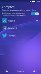 Sony Xperia Z2 - Premiers pas - Créer un compte - Étape 26