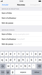 Apple iPhone 7 - iOS 12 - E-mail - Configuration manuelle - Étape 13