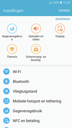 Samsung Galaxy S6 - Android M - WiFi - Mobiele hotspot instellen - Stap 4