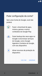 LG Google Nexus 5X - Primeiros passos - Como ativar seu aparelho - Etapa 12