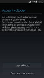 Samsung Galaxy S III Neo (GT-i9301i) - Applicaties - Account aanmaken - Stap 14